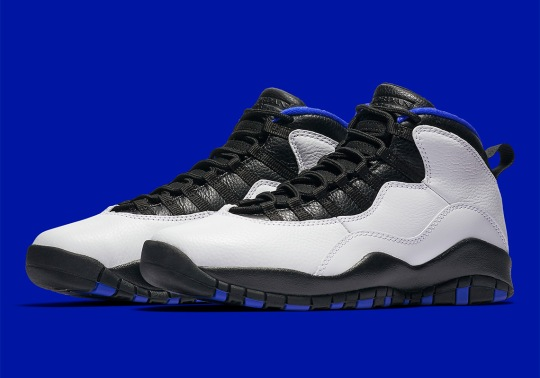 "Where To Buy The Air Jordan 10 ""Orlando"""