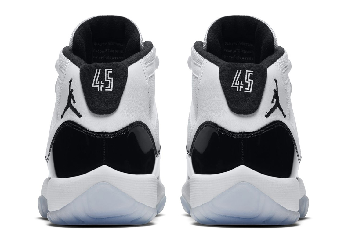 finest selection ab436 53f2c Air Jordan 11. Release Date  December 8th, 2018  220. Color   White Black-Dark Concord Style Code  378037-100