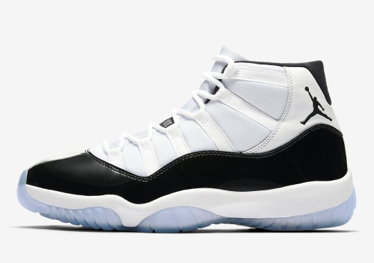 "Nike SNKRS Releases The Air Jordan 11 ""Concord"" Early"