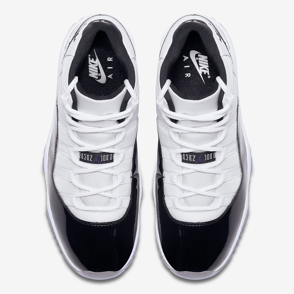 056a85aff818 Air Jordan 11 Concord SNKRS Release
