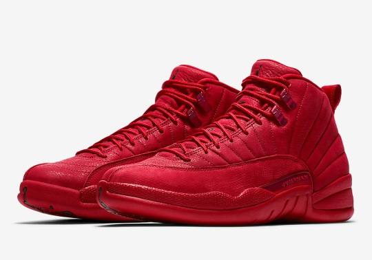 "Where To Buy The Air Jordan 12 ""Gym Red"""