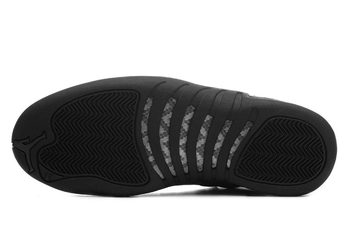 timeless design 5fad8 4cba7 Jordan 12 Winter All Black BQ6851-001 Store List   SneakerNews.com