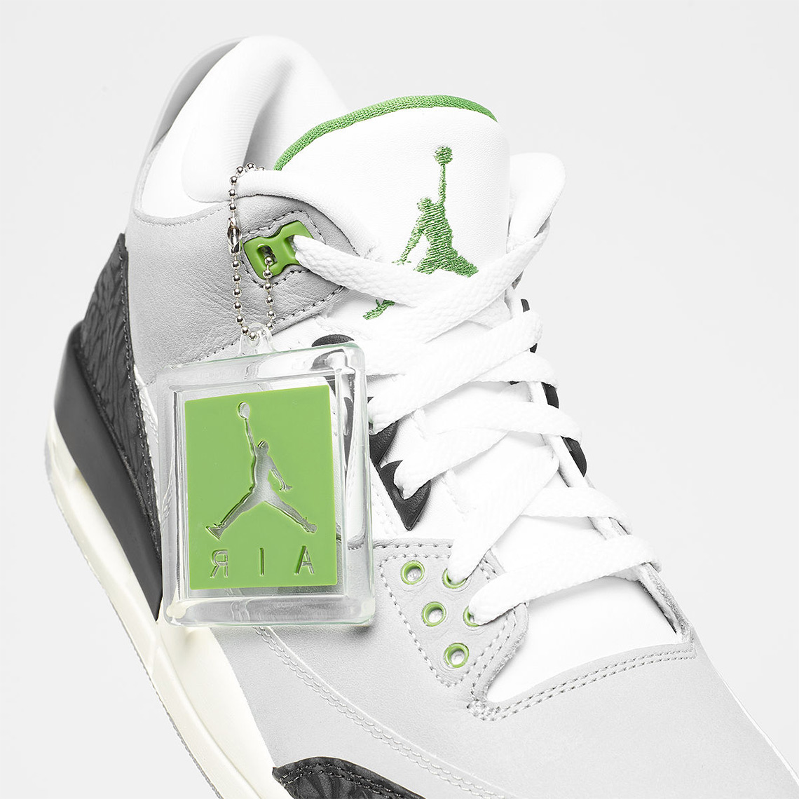 640768b531ac Jordan 3 Chlorophyll Buying Guide + Store Links