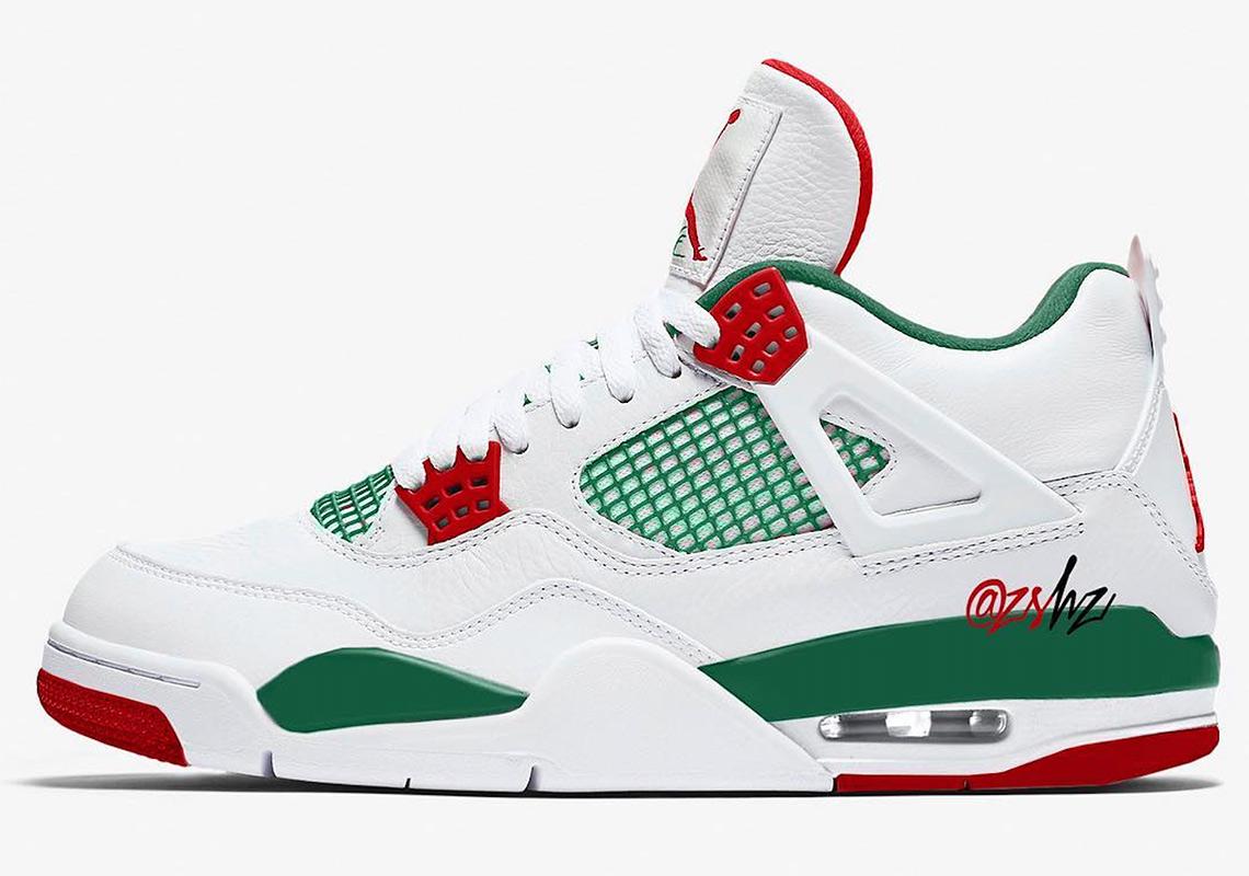 99ea26a3b73860 Air Jordan 4 Do The Right Thing Release Info