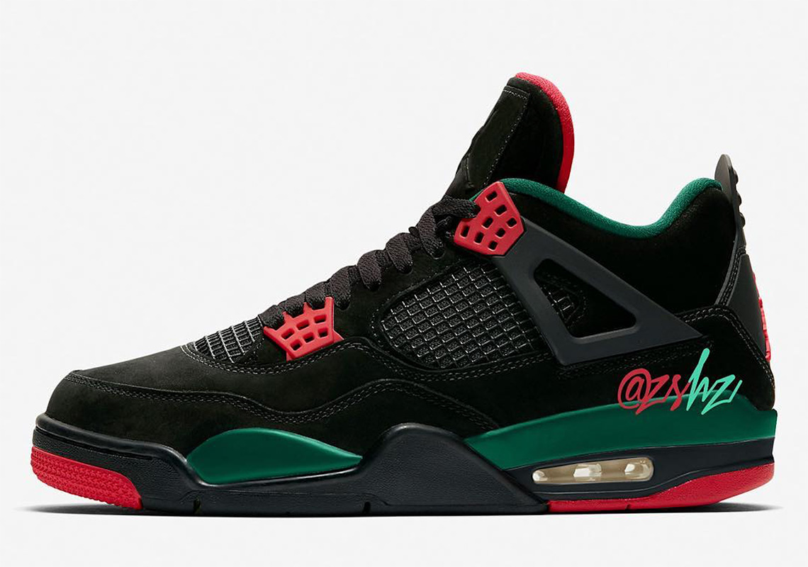 purchase cheap 01a54 e0cdf ... white fire red black 11789 723fd  coupon code for air jordan 4 nrg  release date april 2019 190. color black gorge