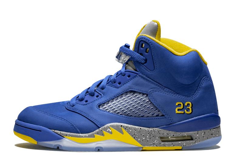 d4a2bc15b83 Jordan 5 Laney JSP Release Date + Info | SneakerNews.com