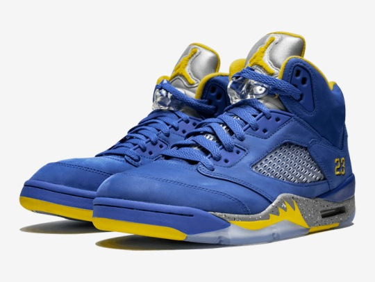 "The Air Jordan 5 Retro+ ""Laney"" Is Releasing On February 2nd"