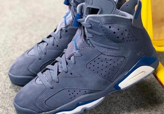 "The Air Jordan 6 ""Diffused Blue"" Is Releasing On December 22nd"