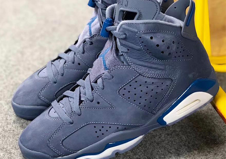 "separation shoes a2927 54537 The Air Jordan 6 ""Diffused Blue"" Is Releasing On December 22nd"