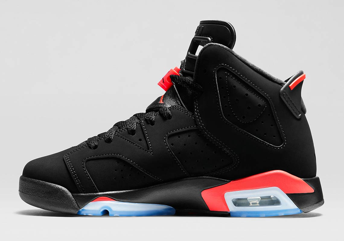 "70139fa15433 The Air Jordan 6 ""Infrared"" GS Could Be Restocking On November 30th"