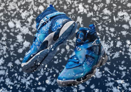 "ed207f8c170d The Air Jordan 8 ""Snowflake"" Is Dropping On December 1st"