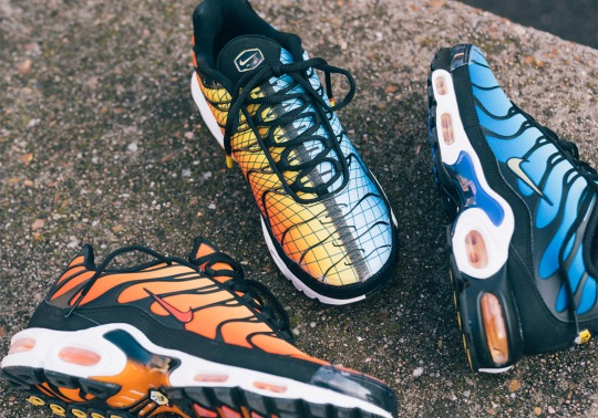 """Detailed Look At The Nike Air Max Plus """"Greedy"""""""