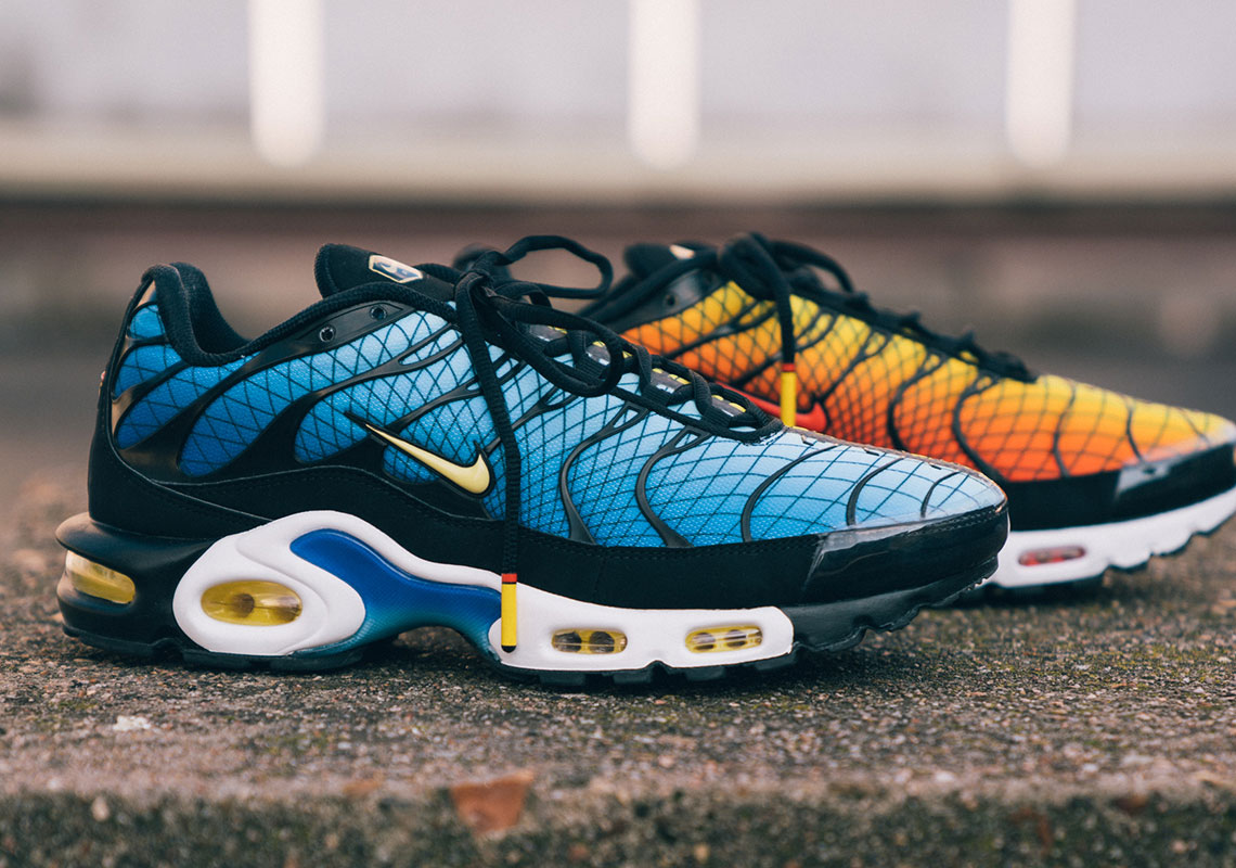 64163cf896 Nike Air Max Plus Greedy Release Date + Info | SneakerNews.com