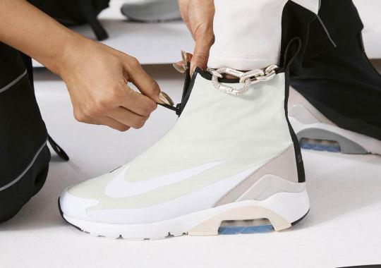 Ambush Adds A High-Top Shroud To The Nike Air 180