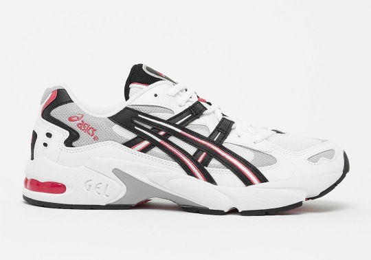 The ASICS GEL Kayano 5 OG Arrives With Red Accents