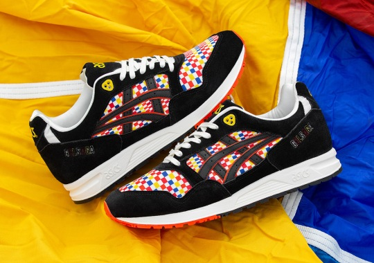 ASICS And size? Team Up To Celebrate Japan's Balloon Fiesta