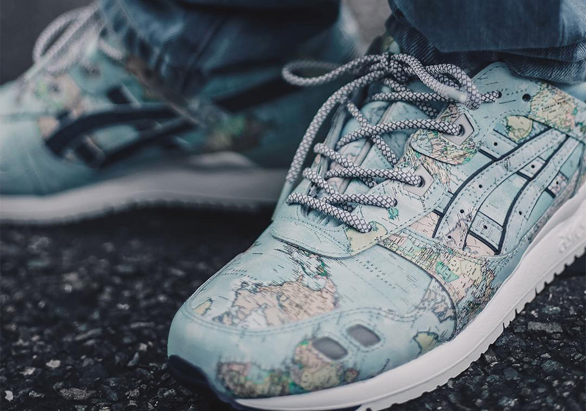 asics outdoor