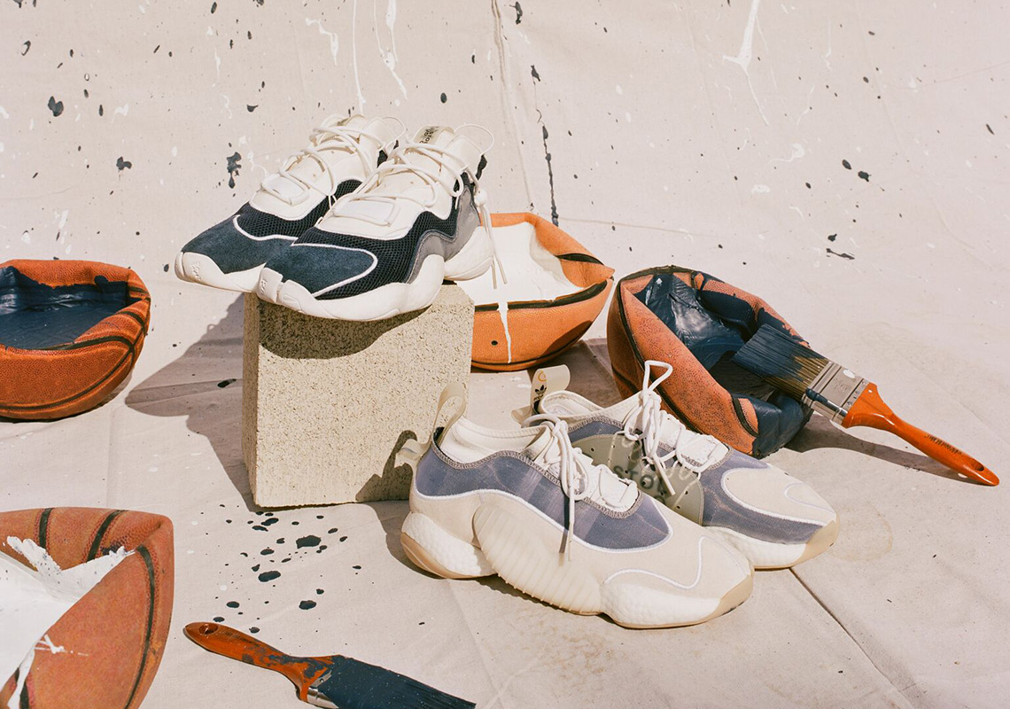 "ea8667a44 Bristol Studio and adidas Follow Up Their BYW With ""SharpShooters""  Collection"