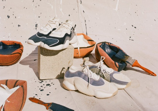"""f42a9bf9da57 Bristol Studio and adidas Follow Up Their BYW With """"SharpShooters""""  Collection"""
