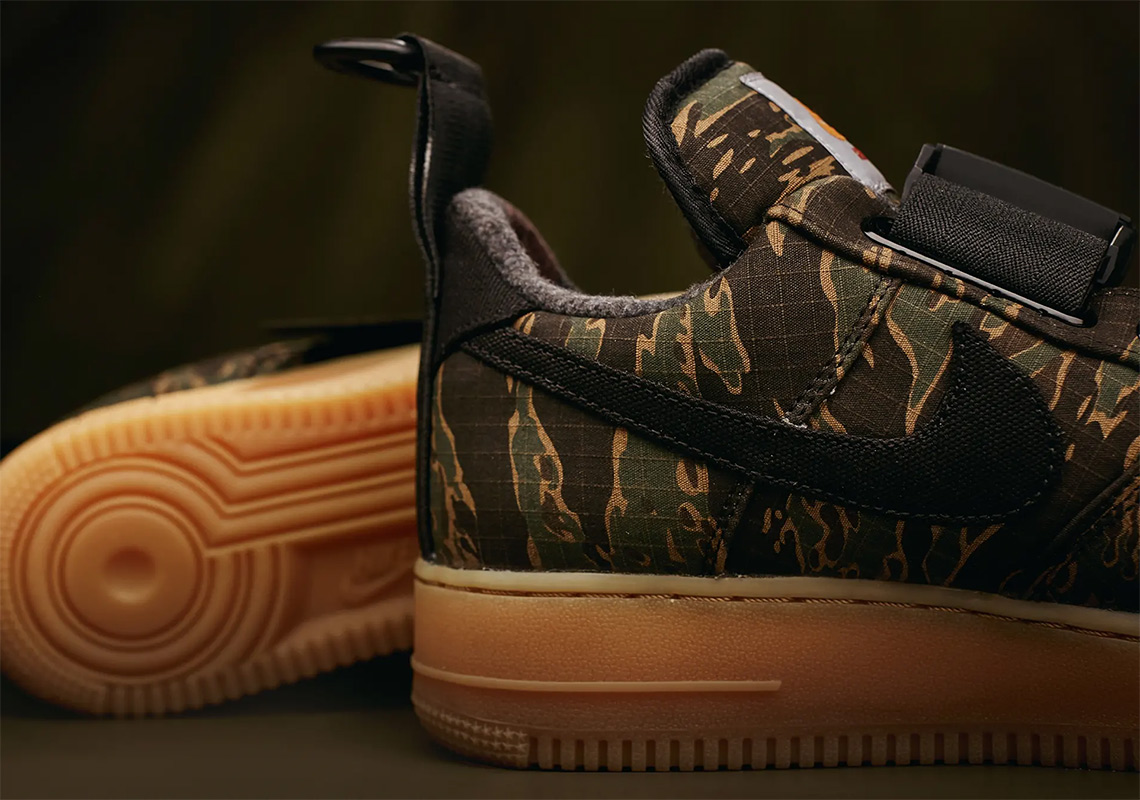 Carhartt Nike Air Force 1 Low Utility Store List