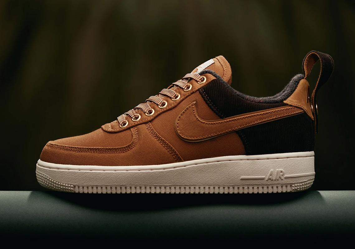 f8f48276e Carhartt Nike Air Force 1 Low Store List | SneakerNews.com