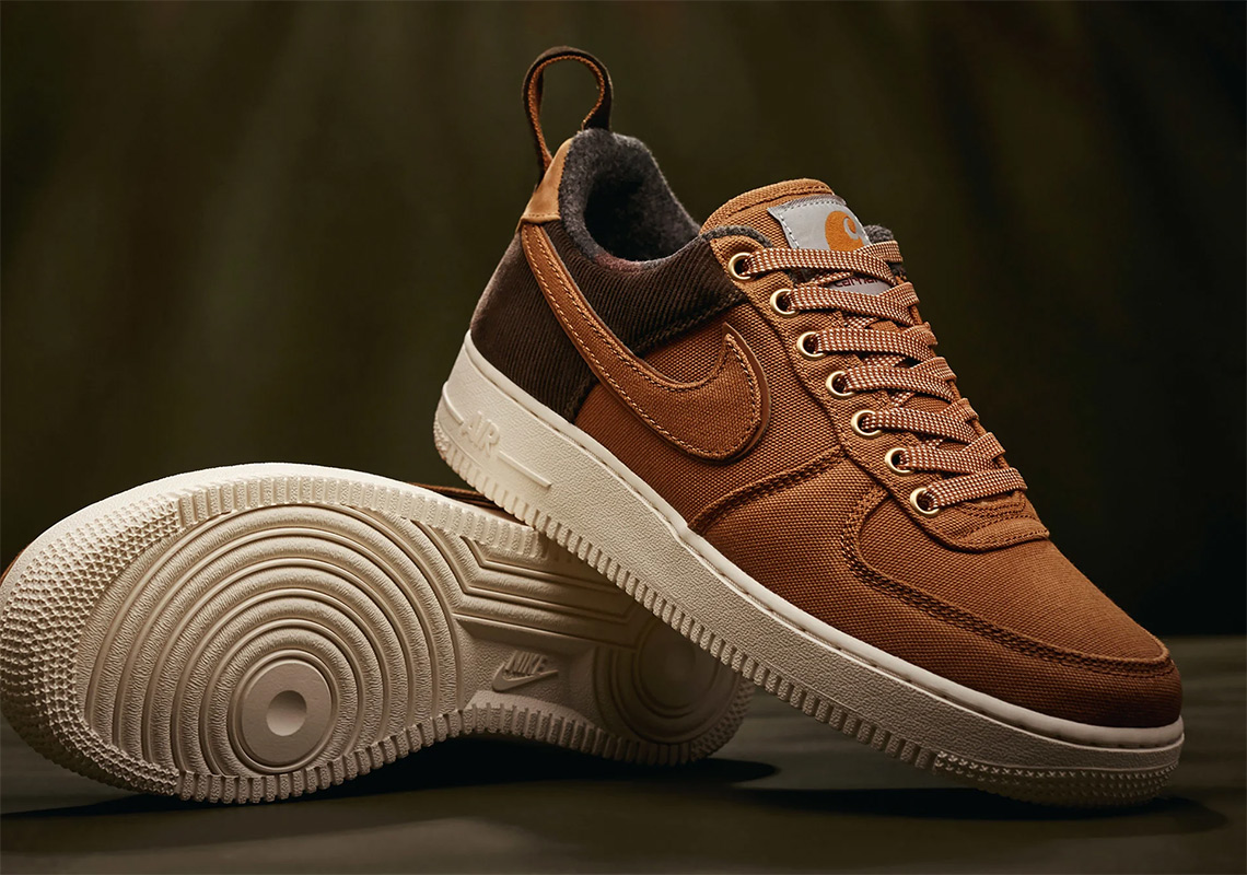 7a53832dee Carhartt Nike Air Force 1 Low Store List | SneakerNews.com
