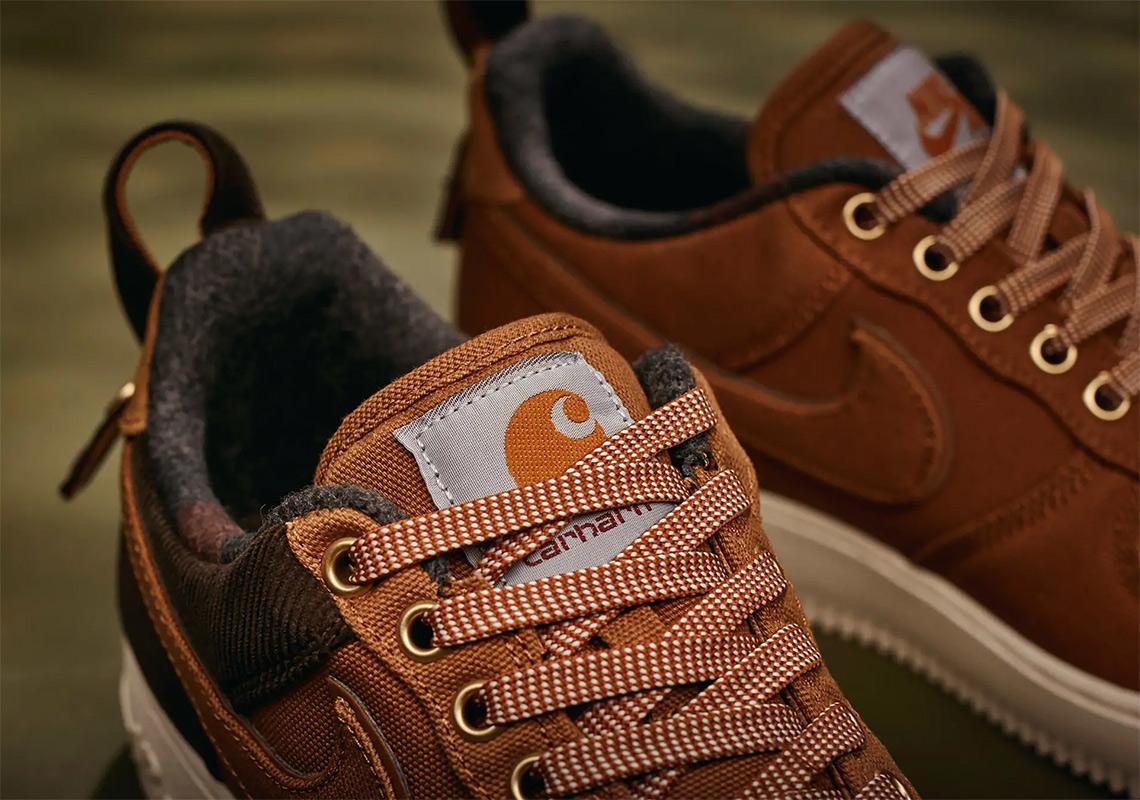 Carhartt Nike Air Force 1 Low Store List  