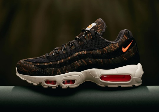 Where To Buy The Carhartt x Nike Air Max 95