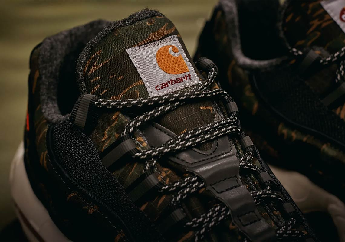 d74f46b7ad4a Carhartt Nike Air Max 95 Buying Guide + Store Links