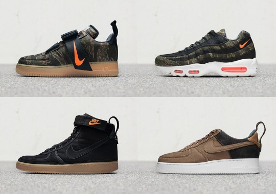Carhartt WIP And Nike Deliver A Durable Collection Of Classic Icons
