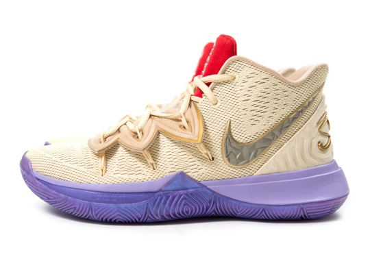 """Concepts And Kyrie Irving Deliver The Nike Kyrie 5 """"Ikhet"""""""
