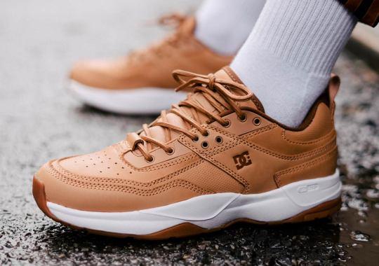 DC Shoes Brings Premium Vachetta Leather To The E Tribeka