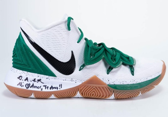 eBay Teams Up With ESPN To Auction Off Game Worn And Autographed Nikes, Jordans, And More For Giving Tuesday