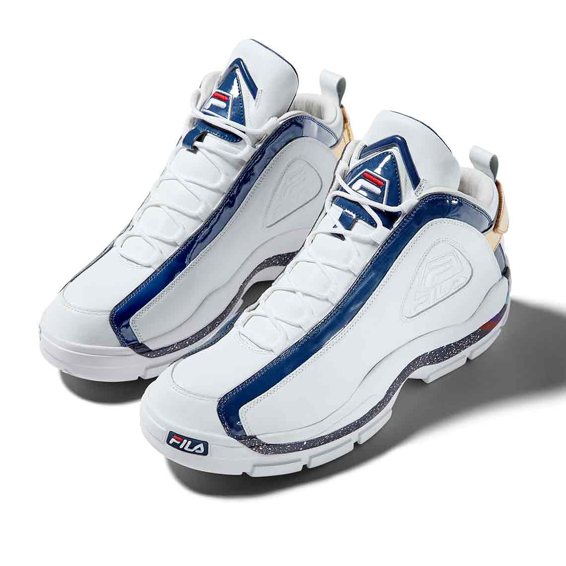 Fila Grant Hill 2 Hall Of Fame Release