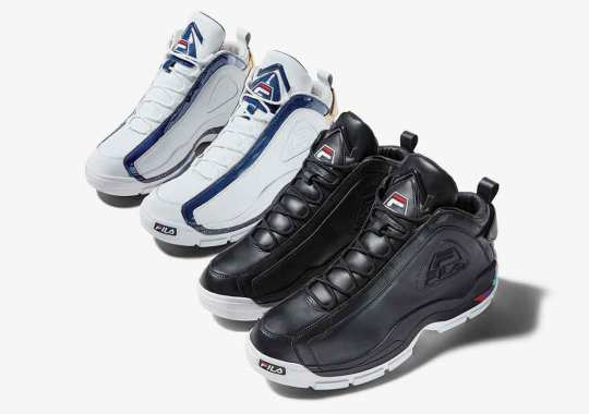 "FILA To Honor Grant Hill With ""Hall Of Fame"" Sneaker Release At ComplexCon"
