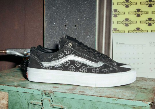 Vans Celebrates Independent's 40th Anniversary With A Collaborative Style 36 Pro