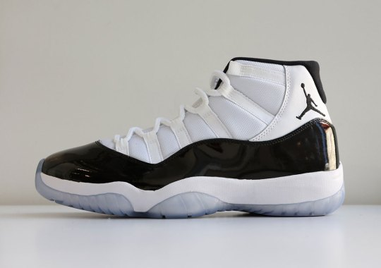 "Where To Buy The Air Jordan 11 ""Concord"""