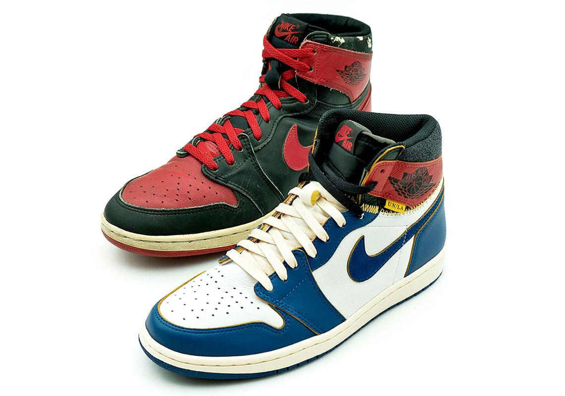 Inspiration Behind Union Jordan 1 Shoes Release ...