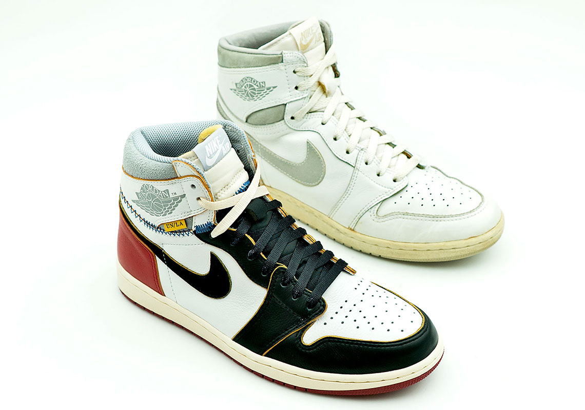 0a906066e7fb4d Inspiration Behind Union Jordan 1 Shoes Release
