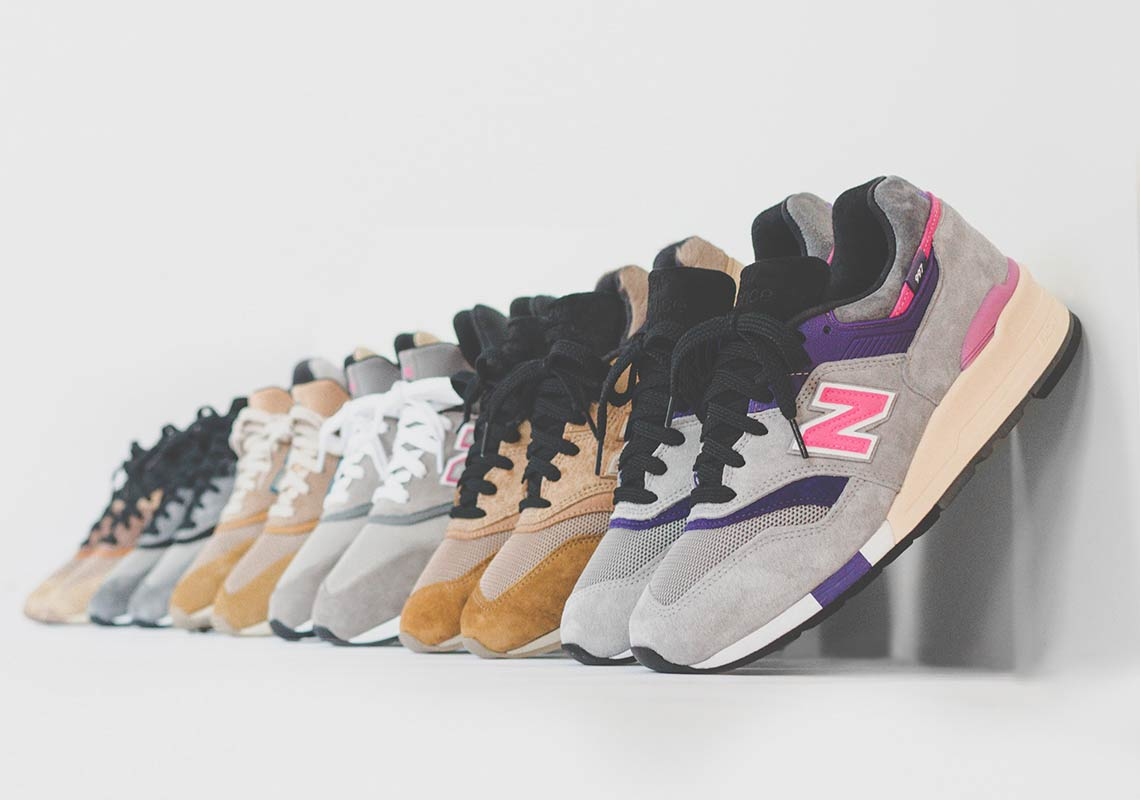 a7e4aee167 Kith New Balance 997 Release Date + Buying Guide | SneakerNews.com