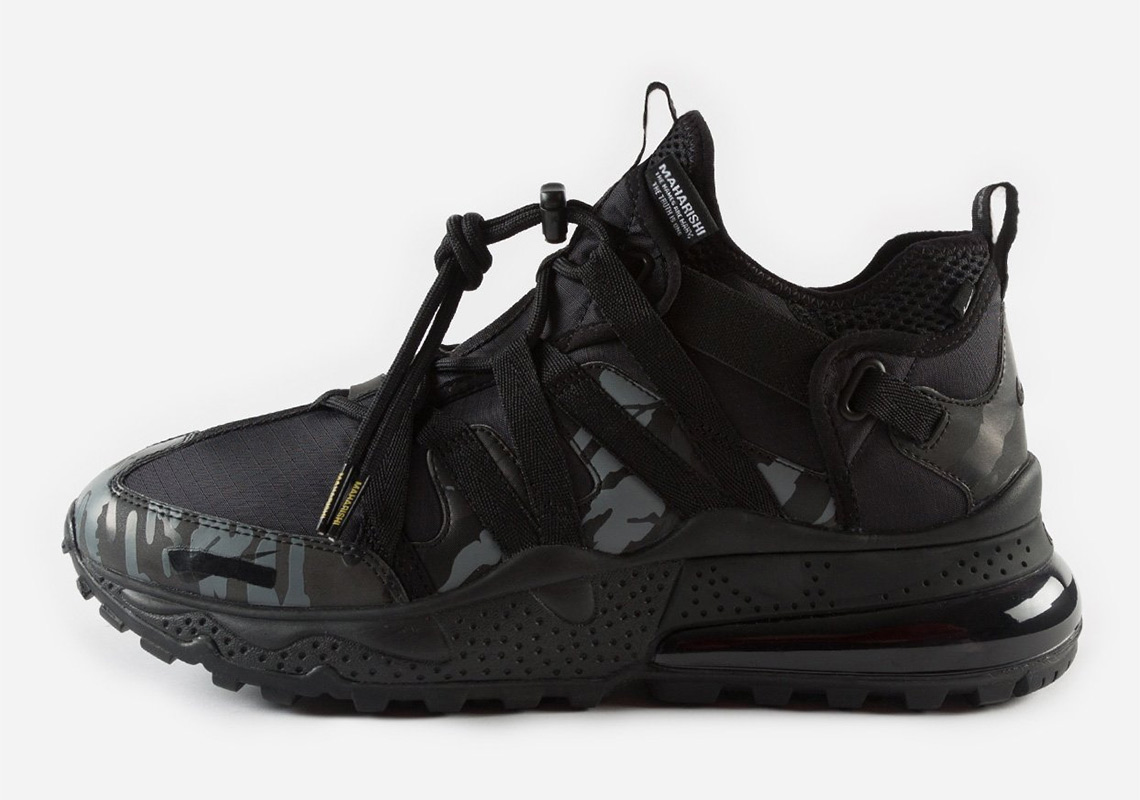 maharishi Nike Collaboration Winter