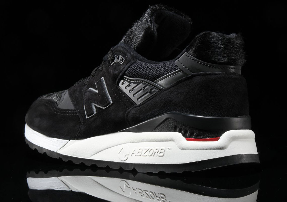 low priced 4ee88 8bb60 New Balance 998 Pony Hair Release Info | SneakerNews.com