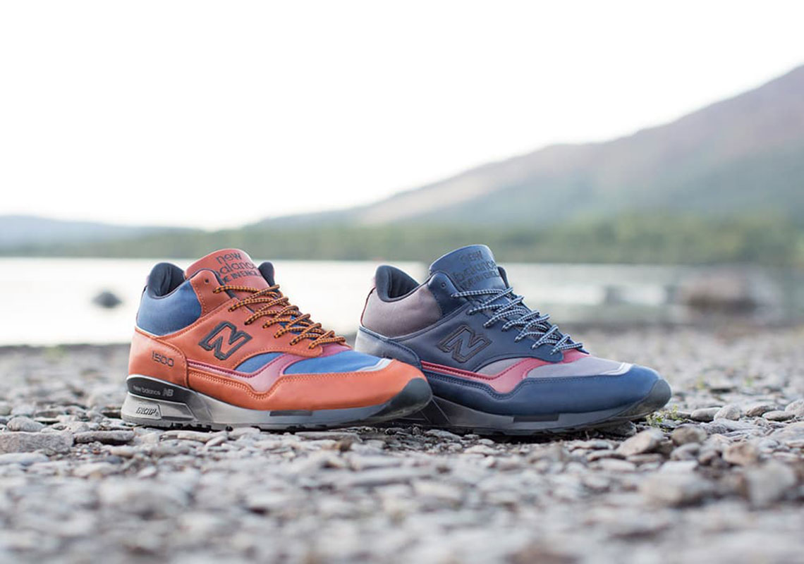 huge selection of d3ad0 9775e New Balance Fashions The 1500 Mid In Two Seasonal Colorways
