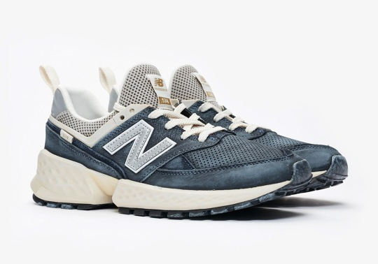 New Balance Gives A Futuristic Spin On The Classic 574