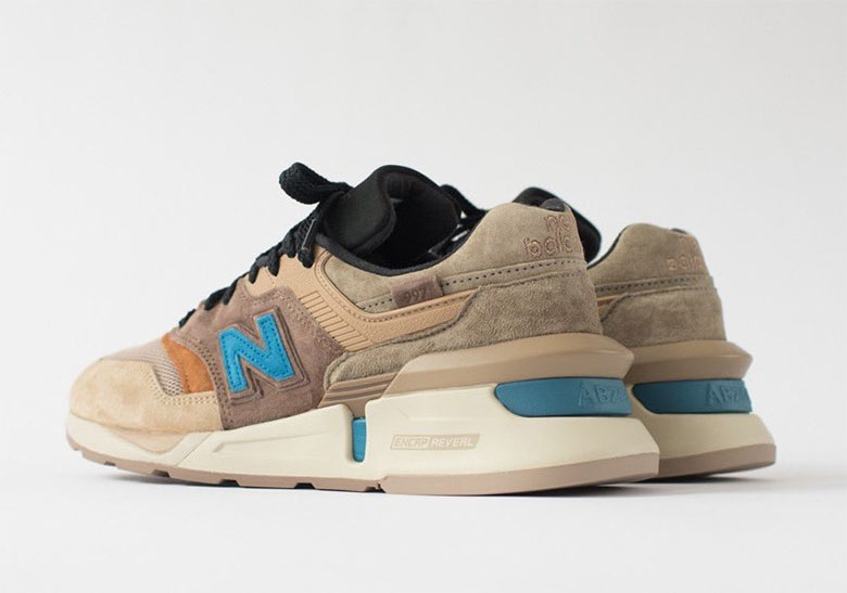 Kith x nonnative x New Balance 997