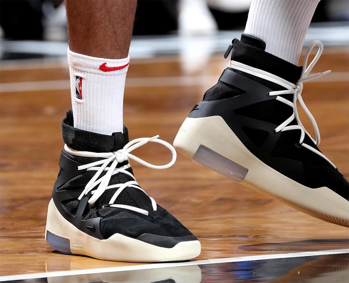b33793712db61 PJ Tucker Nike Air Fear Of God 1 | SneakerNews.com