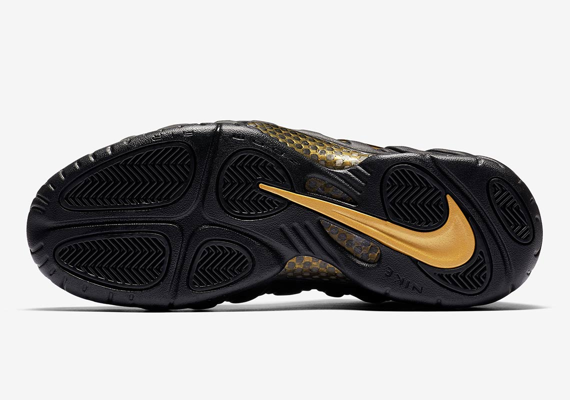 6ab4512889f02 Nike Foamposite Pro Gold 624041-009 Where To Buy