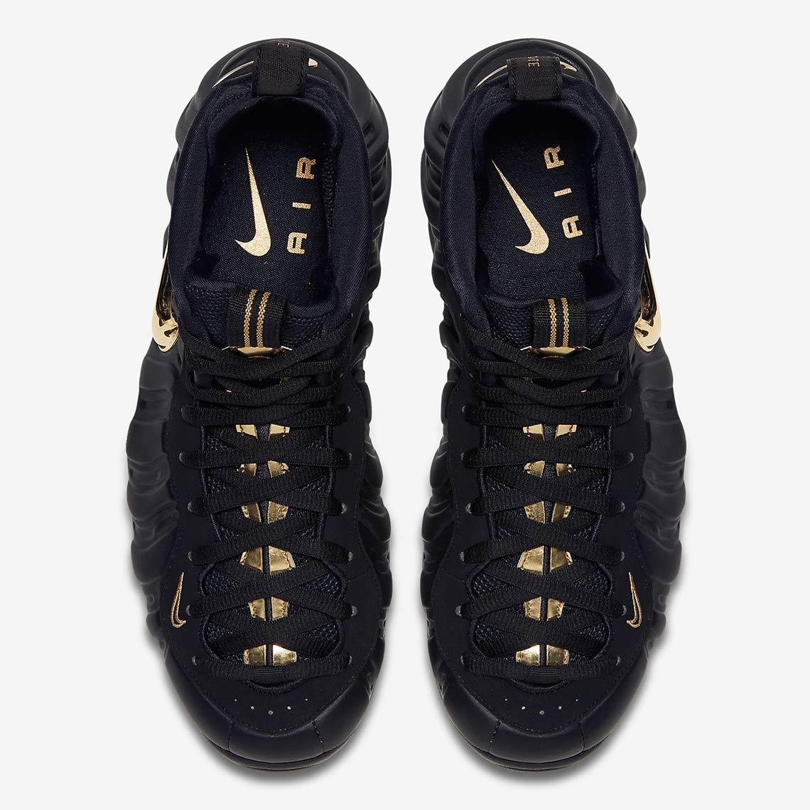 gold foams shoes