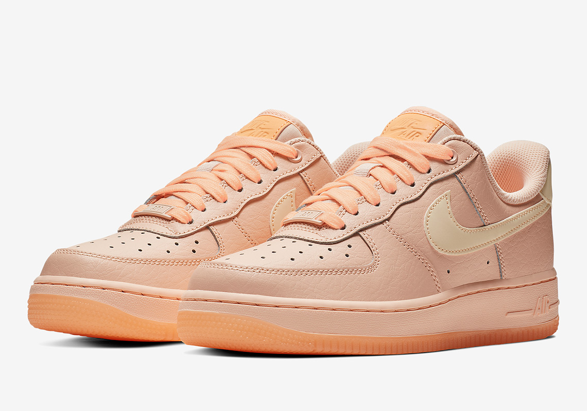 Nike Air Force 1 Crimson Tint Release Info |