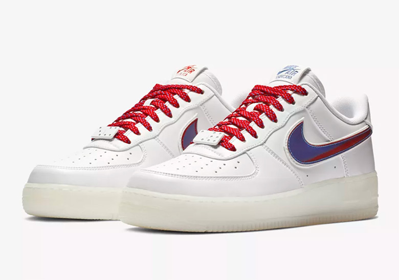 new york 6479f fe286 Nike Air Force 1 Low Dominican De Lo Mio Info   SneakerNews.com